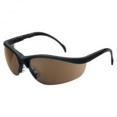 Tamsinti apsauginiai akiniai MCR KLONDIKE BROWN