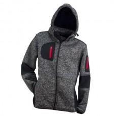 Šiltas džemperis su kailiu URG W 18-12