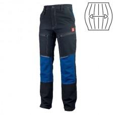 Tamprios elastingos darbo kelnės URG-710