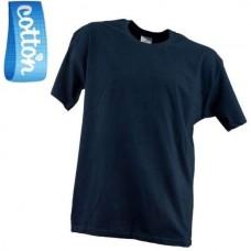 Vyriški marškinėliai trumpomis rankovėmis T-SHIRT navy
