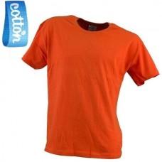 Vienspalviai marškinėliai T-SHIRT orange