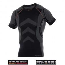 Termo marškinėliai trumpomis rankovėmis Brubeck SS12420