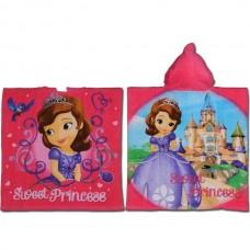 Rankšluostis- poncho Sweet Princess JC